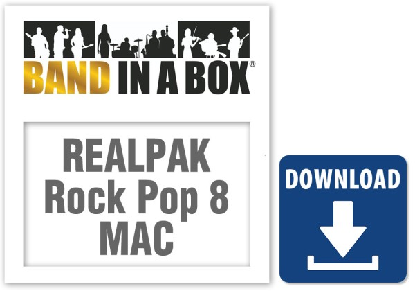 RealPAK: Rock Pop 8, MAC