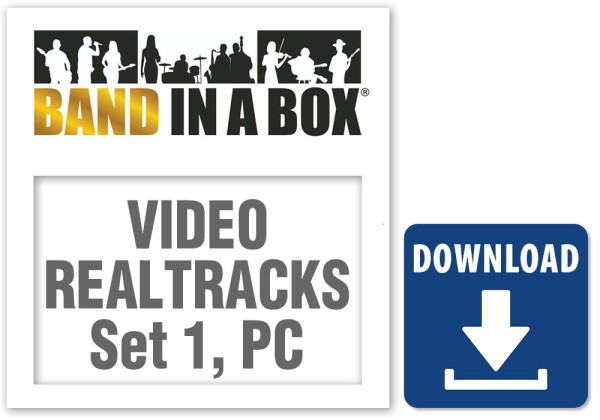 Video RealTracks Set 1: Pop Ballad Band, PC