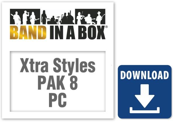 Xtra Styles PAK 8 PC