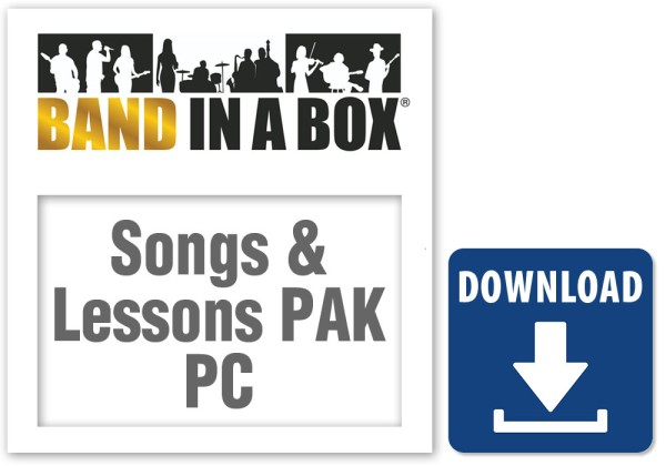 Songs & Lessons Pak PC
