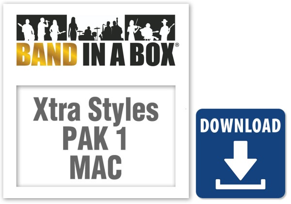 Xtra Styles PAK 1 MAC