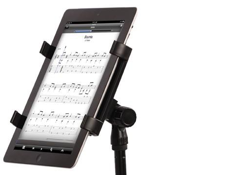 Tab Station - Tablet Computer Halterung für Mikrofonständer