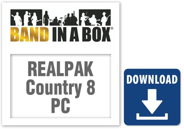 RealPAK: Country 08, PC