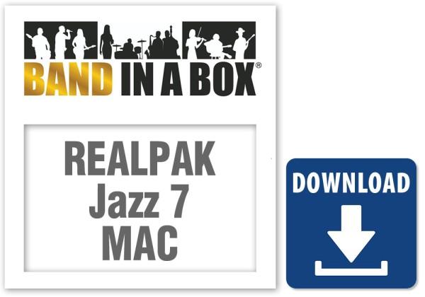 RealPAK: Jazz 7, MAC