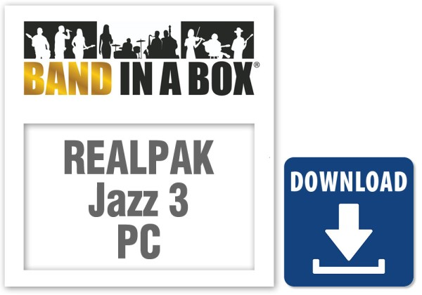 RealPAK: Jazz 03, PC