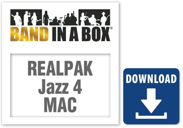 RealPAK: Jazz 4, MAC