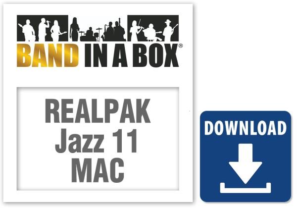 RealPAK: Jazz 11, MAC