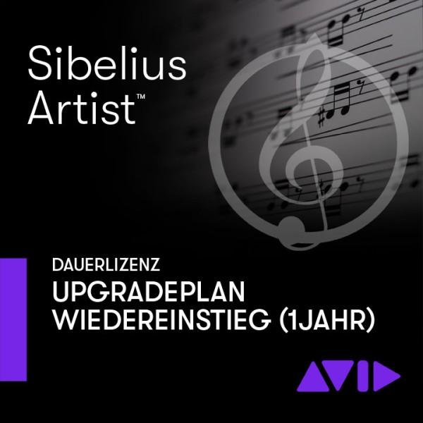 Sibelius UpgradePlan WIEDEREINSTIEG (1 Jahr) - Download