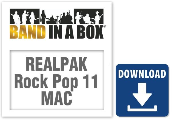 RealPAK: Rock Pop 11, MAC