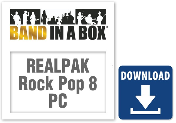 RealPAK: Rock Pop 08, PC