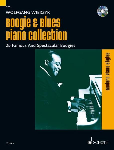 Wolfgang Wierzyk: Boogie & Blues Piano