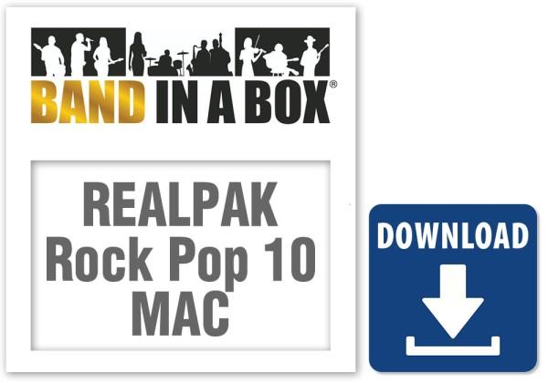 RealPAK: Rock Pop 10, MAC