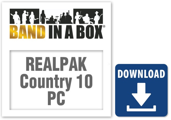 RealPAK: Country 10, PC