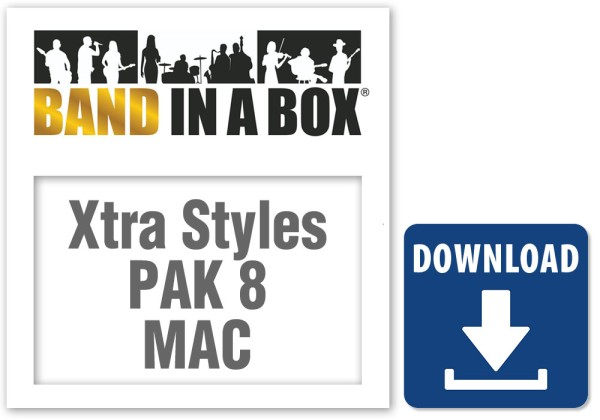Xtra Styles PAK 8 MAC