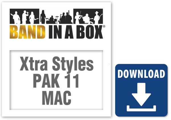 Xtra Styles PAK 11 MAC