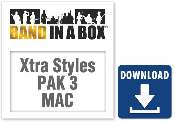 Xtra Styles PAK 3 MAC