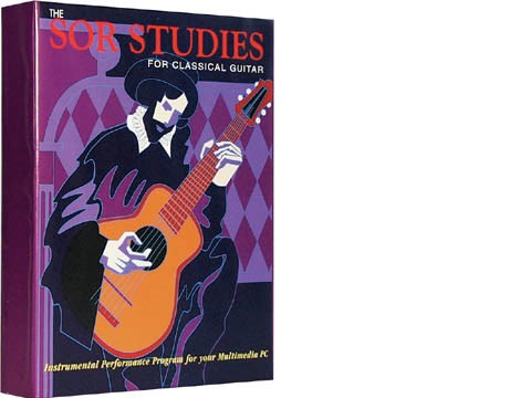 The SorStudies for Classical Guitar