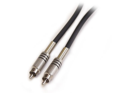 RCA-Stecker an RCA-Stecker, High Quality, 300 cm