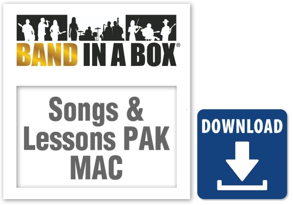 Songs & Lessons Pak MAC