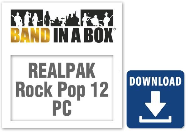 RealPAK: Rock Pop 12, PC