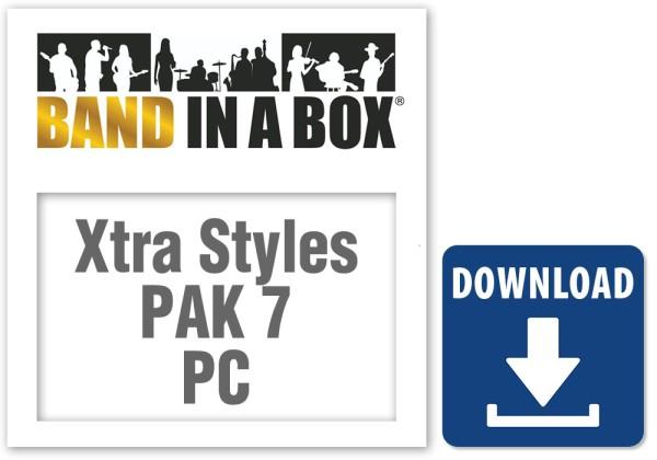 Xtra Styles PAK 7 PC