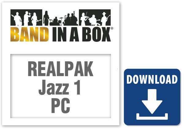 RealPAK: Jazz 01, PC