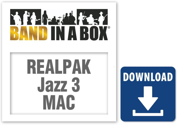 RealPAK: Jazz 3, MAC