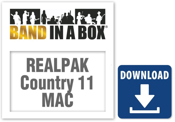 RealPAK: Country 11, MAC