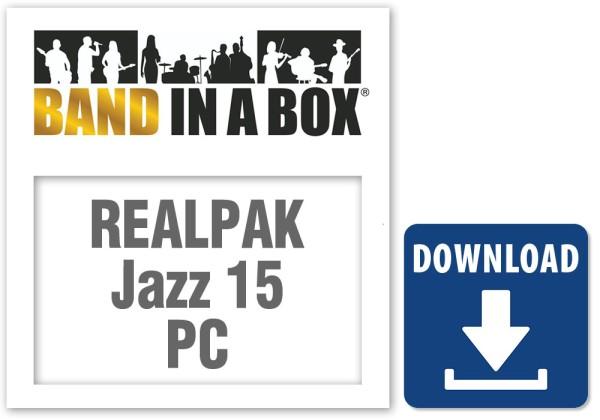 RealPAK: Jazz 15, PC