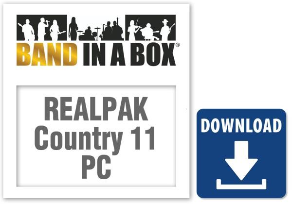 RealPAK: Country 11, PC