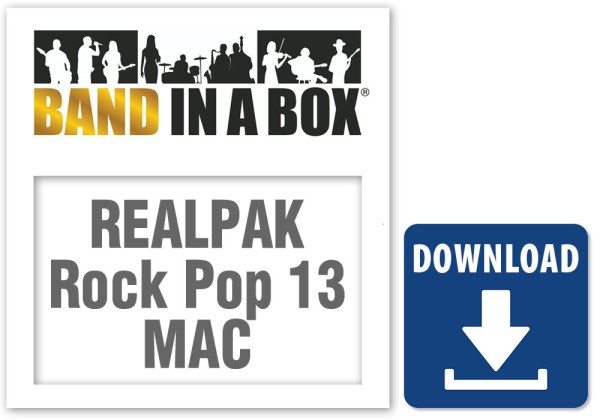 RealPAK: Rock Pop 13, MAC