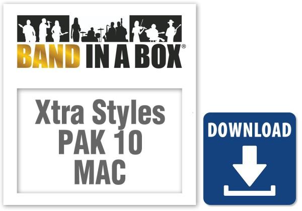 Xtra Styles PAK 10 MAC