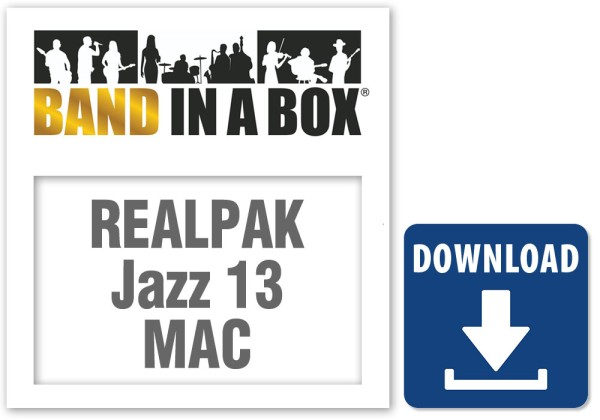 RealPAK: Jazz 13, MAC