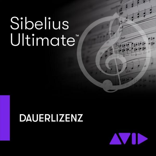 Sibelius Ultimate Dauerlizenz - ESD