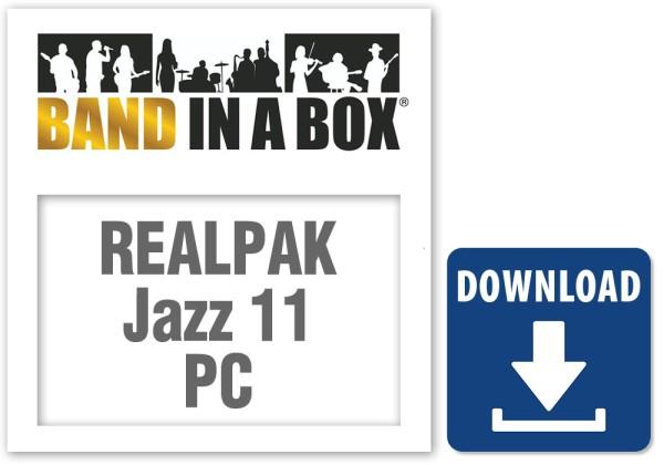 RealPAK: Jazz 11, PC