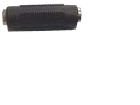 Mini-Klinkenkupplung 3,5mm Stereo, 2x Buchse