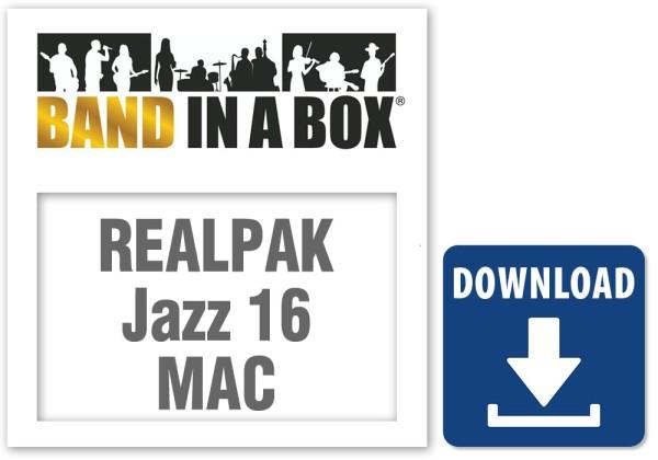 RealPAK: Jazz 16, MAC