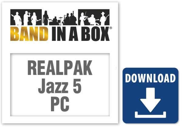 RealPAK: Jazz 05, PC
