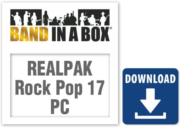 RealPAK: Rock Pop 17, PC