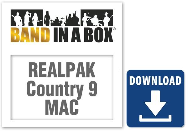 RealPAK: Country 9, MAC