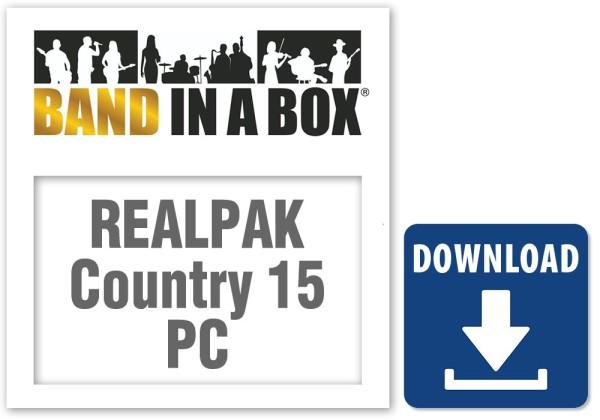 RealPAK: Country 15, PC