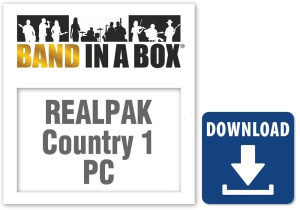 RealPAK: Country 01, PC