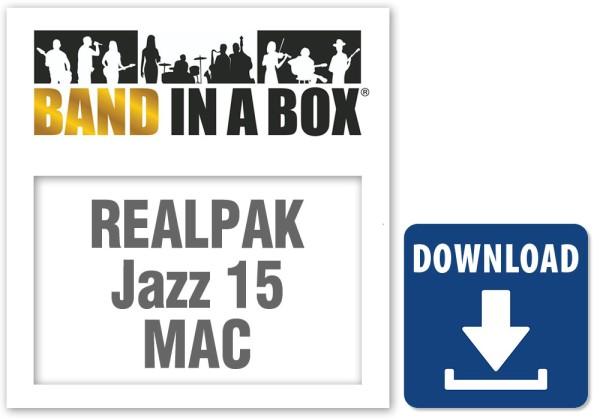 RealPAK: Jazz 15, MAC