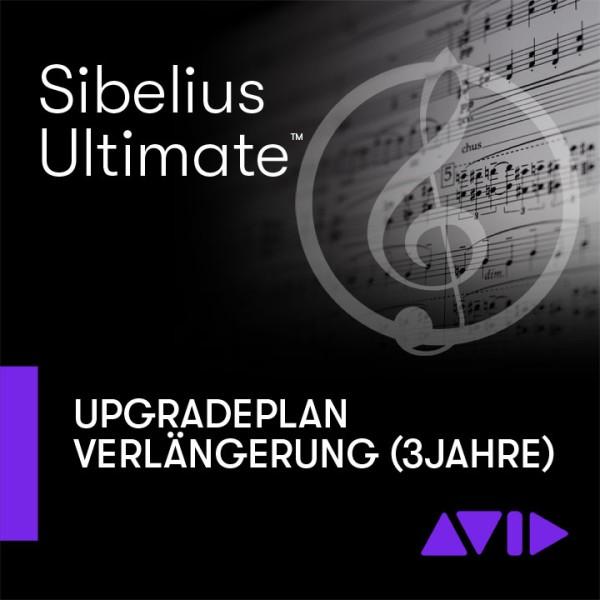 Sibelius Ultimate UpgradePlan VERLÄNGERUNG (3 Jahre) - Download