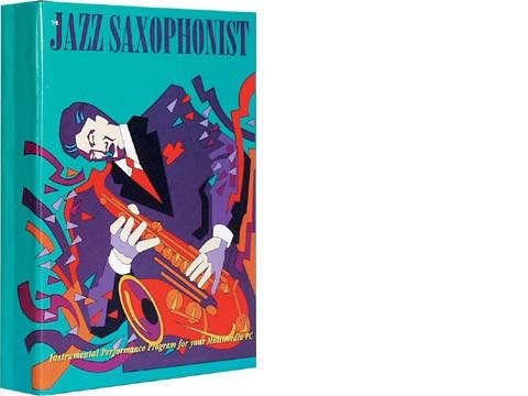 The Jazz Saxophonist