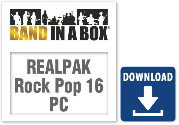 RealPAK: Rock Pop 16, PC