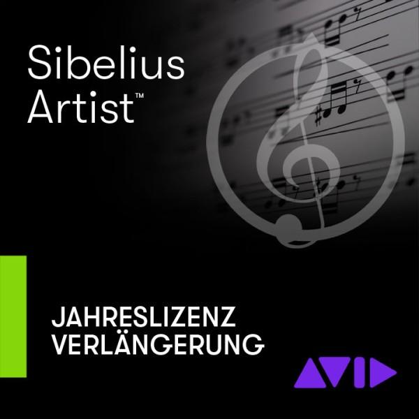 Sibelius JAHRESLIZENZ UpgradePlan VERLÄNGERUNG (1 Jahr) - Download